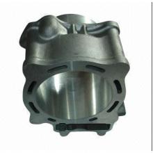 Composant auto en alliage de zinc usagé
