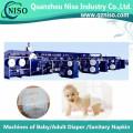 Full-servo bebê de alta velocidade pull up calças máquina com CE (YNK500-SV)