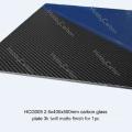 carbon fiber skateboard deck