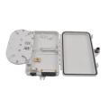 4 Core FTTH Fiber Optic Termination Box