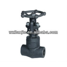 Forged Carbon Steel Globe Valve Threaded Ends 2500LBS