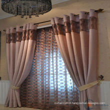 2015 hot sale royal & model fancy simple curtain design fancy bathroom curtains
