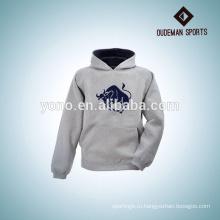 OEM выполненное на заказ обычный пуловер с капюшоном для пары цена по прейскуранту завода