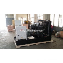 High quality 4 cylinders diesel generator 20kva open type