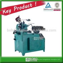 Vorspannen von Spiralrohrherstellungsmaschinen