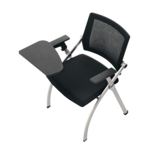 New design conference chair with writing tablet for training room or conference room