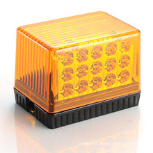 LED Square Strobe Light Warning Beacon (HL-AF01A)