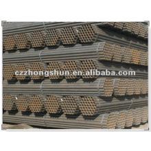 M.S black erw steel pipe ASTM A53 Gr B/Q235B/SS400