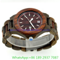 Hihg-Quality Wooden Watches, Quartz Lovers Watch for Man and Woman (15163)