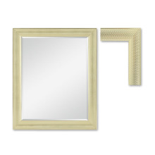 New Plastic Mirror for Home Decoration