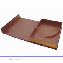 Caixa de empacotamento da camisa elegante da forma do projeto feito sob encomenda