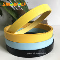 High Quality Solid Color PVC Edge Banding List