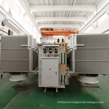 20mva 33-11kv Oil Type Power Transformer with Oil Tank Appoved by ISO9001