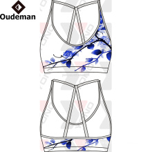 High Quality Wholesale Womens Clothing Active Wear Printed Yoga Wear With Graphic