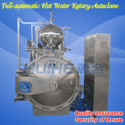 Stainless Steel Steam Canned Food Rotary Retort (Sterilization)