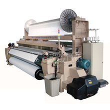 High and Low Dual Beam Textile Machine