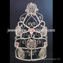 Mais recente grupo tiara cooper linha tiara halloween coroas
