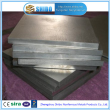 Factory Supply Molybdenum Plate with High Purity 99.95%
