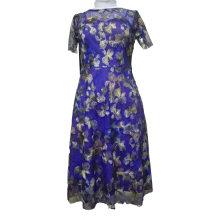 Vestido de noche de verano de Purple Fariy Charming Ladies Fashion