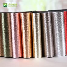 सुपर उज्ज्वल धातु कृत्रिम चमड़ा के कागज बैग के लिए