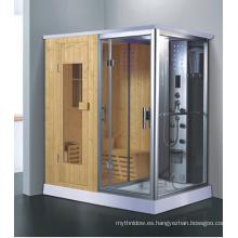 Precios de cabina de baño de bañera / cabina de ducha de vapor italiana / cabina de ducha de vapor