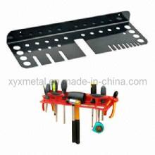 Multifunktions-Stahlstruktur-Werkzeug-Wand-Metall-hängender Halter