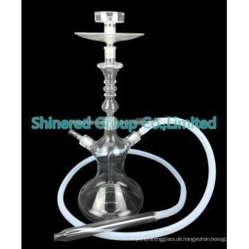 Glas Rauchen Pfeife Arabische Glas Huka Shisha Huka