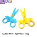 Plastic student scissors stationery office scissors