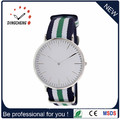 Swiss Dw Nylon Men′s Quartz Ladies Wrist Stainless Steel Watch (DC-295)