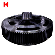 Forging gear worm from China