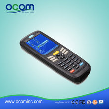 OCBS-D6000---High quality touch screen portable pda barcode scanner in China