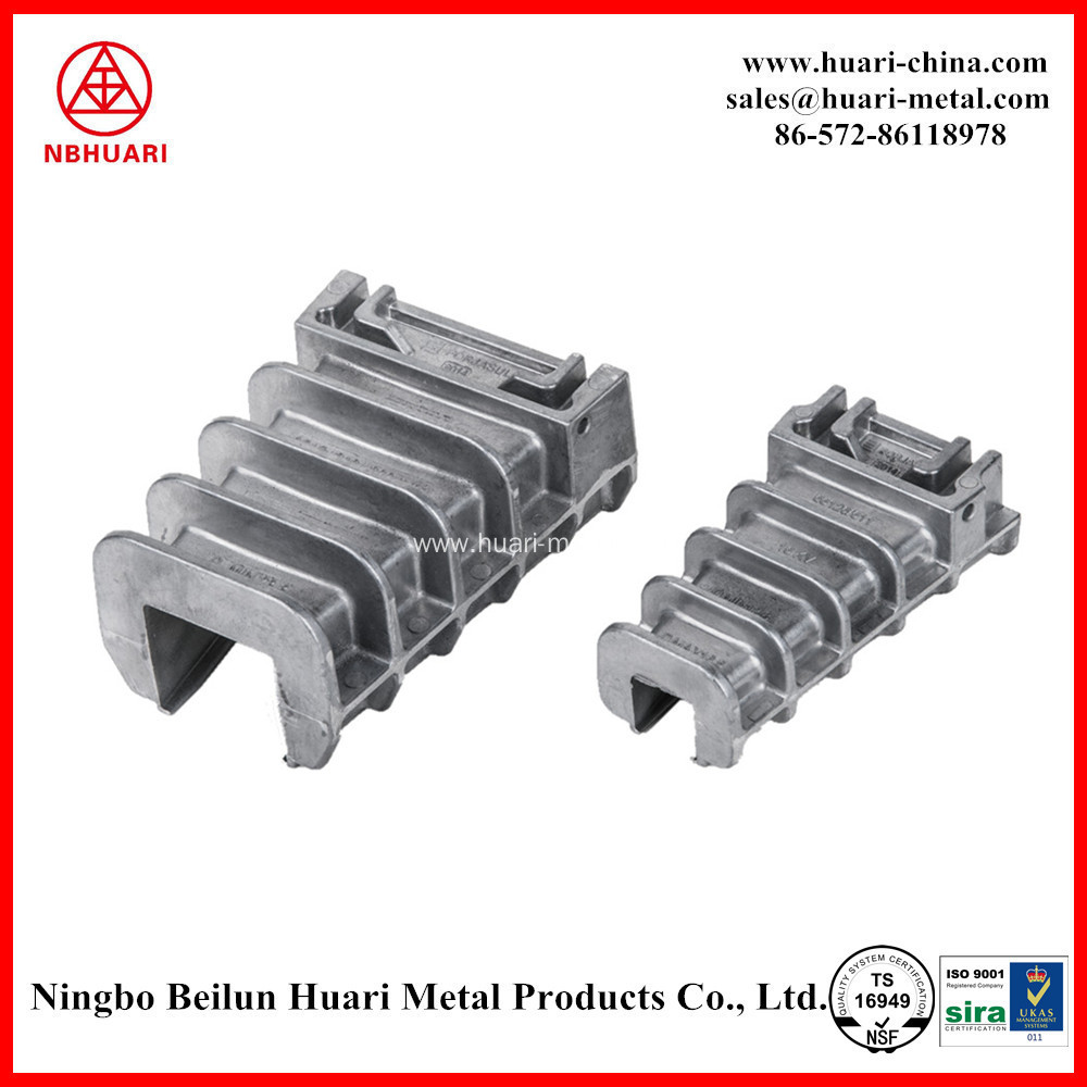 Aluminium Electrical Cable Anchor Clamp