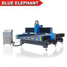 Machine de gravure en pierre résistante, machine de gravure 3d pour la sculpture sur pierre