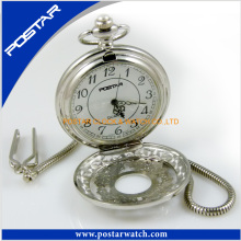 Vintage Style Classic Design Quartz Pocket Watch