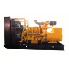 Gerador de energia do gás do motor do metano de 600kw Googol