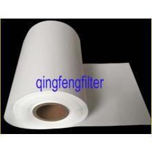 Membrana Oleofóbica de Filtro de PTFE para Filtragem de Ar