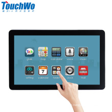 Monitor de tela de toque pcap ultra fino de 11,6 polegadas