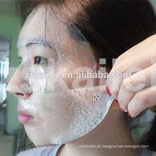 máscara facial de hidrogel coreano