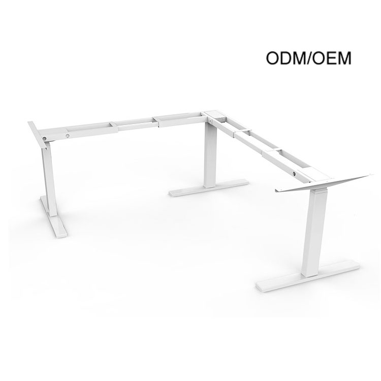 Siéntese para pararse Office Desk Altura ajustable