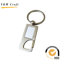 Promotin High Quality Metal Key Ring with Clasp (Y02394)