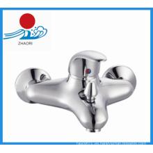 Grifo de agua de latón de mezclador de ducha de baño (zr21801)