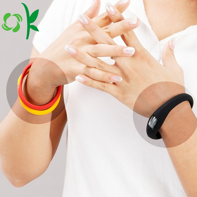 Silicone Energy Bracelet 4