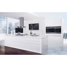 Gabinete de cozinha de madeira modular Newstar