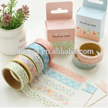 custom printing washi tape for scrapbooking