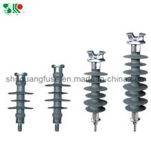 Pin Post Suspension Composite Insulators