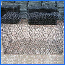 Garden basket for sale/decorative welded gabion stone cage