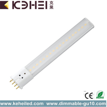 High Brightness 2G7 LED Tubo de luz 8W 30000h