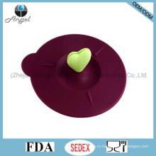 Праздничная кружка из силиконовой кружки, Крышка из силиконовой кружки SL04