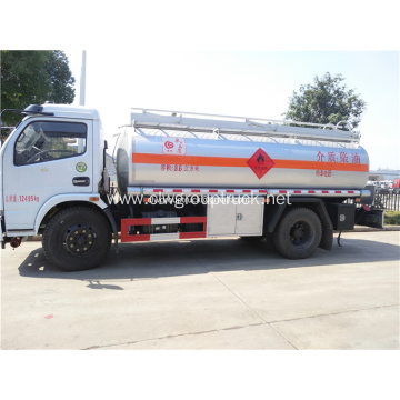 Dongfeng small 4x2 oil tank vehicle