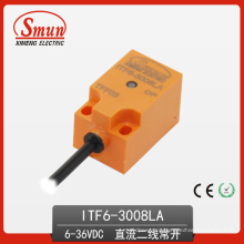 Interruptor De Proximidade De Uso Geral (ITF6-3008LA)
